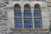 Romanesque Window — Stock Photo