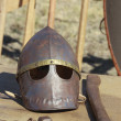 Stock Photo: Helmet, Cerveliere - type Phrygien Italo-Normand