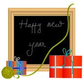 Happy new year ! — Стоковое фото