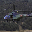 Foto Stock: Helicopter gunship