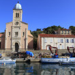 Harbour of Port-Vendres, Languedoc-Roussillon -  France — Stock Photo