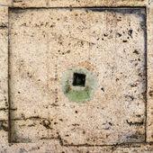 Trama di piastrelle di ceramica di grunge — Foto Stock