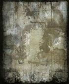 Grunge konkreta bakgrunden — Stockfoto