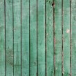 Old painted planks — Stock Photo