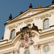 Stock Photo: Prague architectures.
