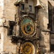 Astronomical clock in Prague. — Stock Photo