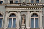 ницца архитектуры в городе быдгощ. — Стоковое фото