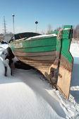 Boat. — Stock Photo