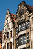 Nice architecture in Wroclaw, Breslau, Poland. — Stock Photo