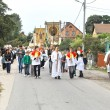 Religious procession at Corpus Christi Day. — Photo