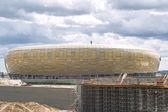 Baltic Arena Stadium. — Stock Photo