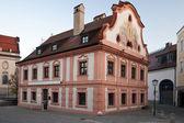 Beautiful architecture of Bavaria, Germany. — Stock Photo