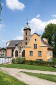 In het volgende voorbeeld religie architectuur in gdansk. — Stockfoto
