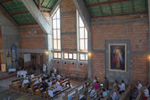 Dedication of the Church. — Stock Photo