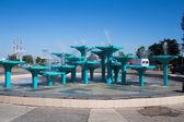 Fountain. — Stock Photo