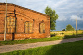 Architektura v gdaňsku. — Stock fotografie