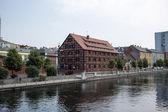 Bydgoszcz güzel mimarisi. — Stok fotoğraf