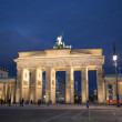 Brandenburg Gate in Berlin. — Stock Photo