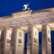 Brandenburg Gate in Berlin. — Stock Photo #34405243