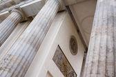 Brandenburg Gate in Berlin. — Stock Photo