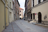 Old town, Lublin, Poland — Стоковое фото
