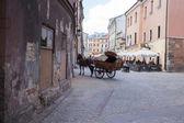 Old town, Lublin, Poland — Stock Photo