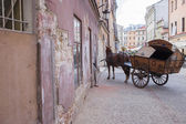 Old town, Lublin, Poland — Stock Photo