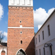 Stock Photo: Visit in Sandomierz city.