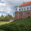 Stock Photo: Old castle in Sandomierz, Poland.