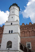 Architecture of Sandomierz. — Stock Photo