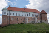 Castle in Sandomierz. — Stock Photo