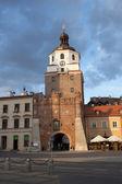 Krakowska Gate — Stock Photo