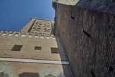 Exterior da antiga catedral em gdansk, polónia. — Foto Stock