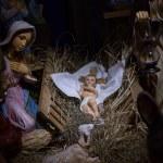 Christmas crib — Stock Photo #39550035