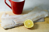 Codfish. — Stock Photo