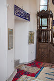 A visit to in the mosque. — Photo