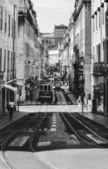 Strada di lisbona. — Foto Stock