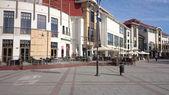Architecture in Sopot. — Stock Photo