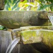 Stockfoto: Flowing water