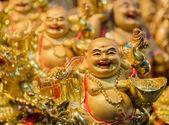 Der chinesische mönch-keramik — Stockfoto