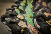 Elephant sculpture — Stockfoto