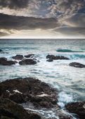 Storm on the sea. Nature composition. — Stock Photo