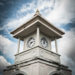 Clock tower, phuket, thailand — Stock Photo
