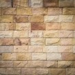 Sandstone brick background — Stock Photo #39307225