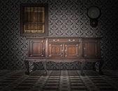 Old style interior — Stock Photo