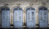Чино португальский стиль архитектуры — Стоковое фото