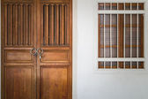 Chino Portuguese style architecture — Foto Stock