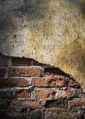 Vecchio sfondo di parete mattone grunge — Foto Stock