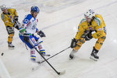 Hockey Fassa vs Brunico — Photo