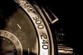 макрос monete — Стоковое фото
